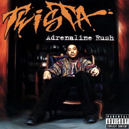 Twista - Adrenaline Rush [Vinyle]