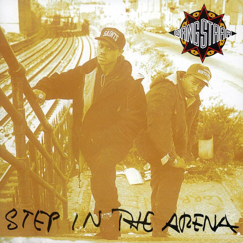Gang Starr - Step In The Arena [Vinyle]