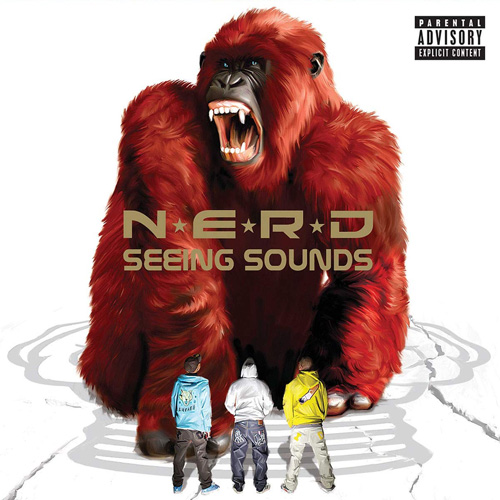 N.E.R.D. - Seeing Sounds [Deluxe Vinyle]