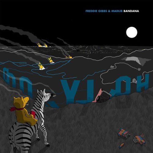 Freddie Gibbs & Madlib - Bandana [Vinyle]