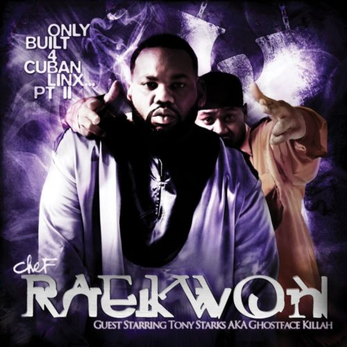Raekwon - Only Built 4 Cuban Linx... Pt. II [Purple Vinyl]