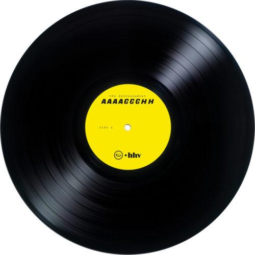 The Doppelgangaz - Aaaaggghh [Vinyle]