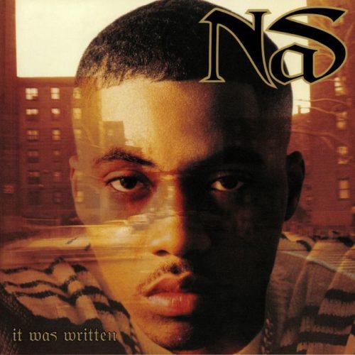 Nas - It Was Written [Vinyle Transparent]