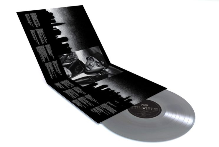 Nas - Stillmatic [Vinyle Argenté]