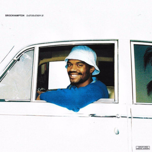 BROCKHAMPTON - SATURATION II [Vinyle]