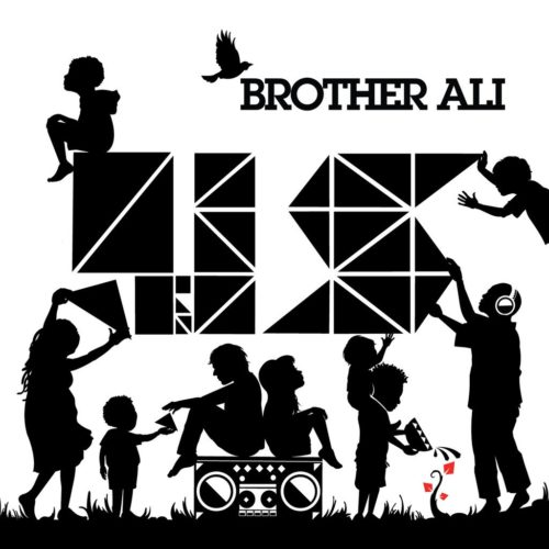 Brother Ali - US [Vinyle Rouge 10ème Anniversaire]