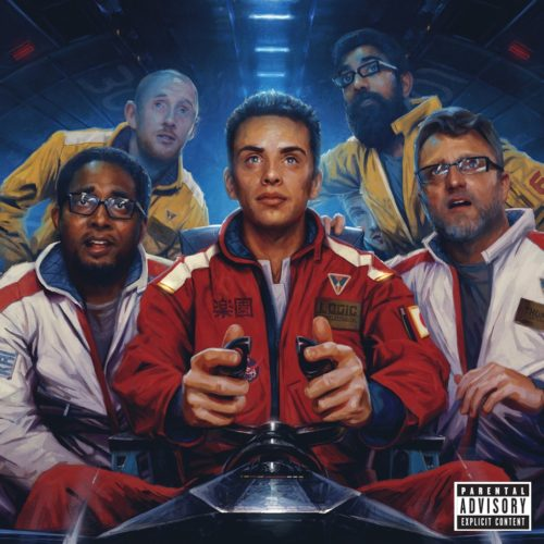 Logic - The Incredible True Story [Vinyle]