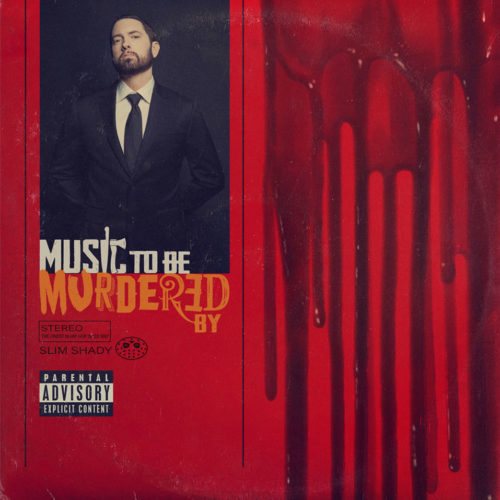 Eminem - Music To Be Murdered By [Vinyle]