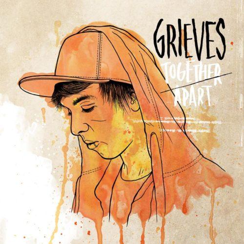 Grieves - Together/Apart [Vinyle Transparent]