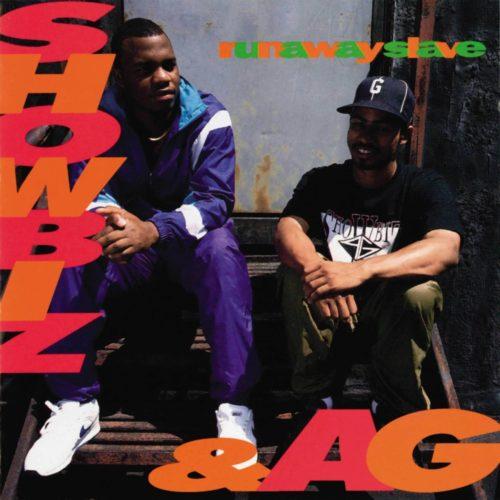 Showbiz & A.G. - Runaway Slave [Vinyle]