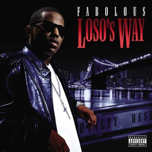 Fabolous - Loso's Way [Vinyle Cover 3D]